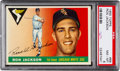 Baseball Cards:Singles (1950-1959), 1955 Topps Ron Jackson #66 PSA NM-MT 8....