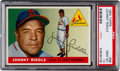 Baseball Cards:Singles (1950-1959), 1955 Topps Johnny Riddle #98 PSA Gem Mint 10. - Pop Three. ...