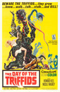 "Movie Posters:Science Fiction, The Day of the Triffids (Allied Artists, 1962). One Sheet (27"" X41""). Joseph Smith Artwork.. ..."
