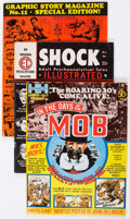 Magazines:Miscellaneous, Miscellaneous Magazines Misc Group of 16 (Various Publishers,1970s) Condition: Average FN.... (Total: 16 Comic Books)