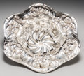 Silver Holloware, American:Bowls, An American Silver Repoussé Bowl, first half 20th century. Marks:STERLING. 3-1/8 inches high x 12 inches diameter (7.9 ...