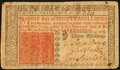 Colonial Notes:New Jersey, New Jersey March 25, 1776 30s Fine.. ...