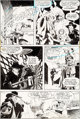 Mike Kaluta and Bernie Wrightson The Shadow #3 Page 18 Original Art (DC, 1974)
