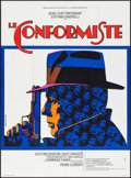 """Movie Posters:Foreign, The Conformist (CIC, 1971). French Grande (45.5"""" X 61.5""""). Foreign.. ..."""