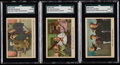 "Non-Sport Cards:Lots, 1959 Fleer ""Three Stooges"" SGC Graded Trio (3). ..."