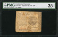 Colonial Notes:Continental Congress Issues, Continental Currency September 26, 1778 $20 PMG Very Fine 25 Net.....