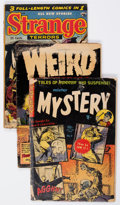 Golden Age (1938-1955):Horror, Comic Books - Assorted Golden Age Horror Comics Group of 10(Various Publishers, 1950s) Condition: Average FR.... (Total: 10Comic Books)