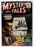 Silver Age (1956-1969):Horror, Mystery Tales #40 (Atlas, 1956) Condition: VG....