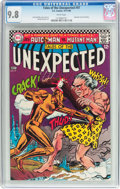 Silver Age (1956-1969):Science Fiction, Tales of the Unexpected #97 (DC, 1966) CGC NM/MT 9.8 Whitepages....
