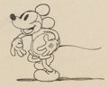 Animation Art:Production Drawing, Touchdown Mickey Mickey Mouse Animation Drawing (WaltDisney, 1932)....