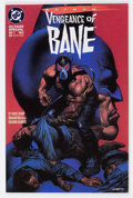 Modern Age (1980-Present):Superhero, Batman: Vengeance of Bane Special #1 (DC, 1993) Condition: VF+....