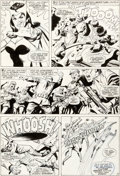 Original Comic Art:Panel Pages, John Buscema and Vince Colletta The Avengers #44 Page 7Original Art (Marvel, 1967)....