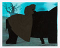 Animation Art:Production Cel, The Lord of the Rings Production Cel (Ralph Bakshi,1978)....