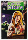 Bronze Age (1970-1979):Horror, House of Secrets #92 (DC, 1971) Condition: VG+....