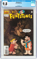Modern Age (1980-Present):Humor, Flintstones #1 (Archie, 1995) CGC NM/MT 9.8 White pages....