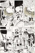 Original Comic Art:Panel Pages, John Buscema and Klaus Janson Raiders of the Lost Ark #1Page 19 Original Art (Marvel, 1981)....