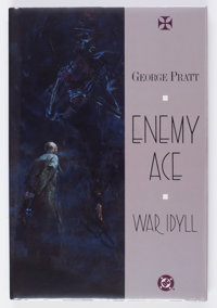 Enemy Ace: War Idyll Graphic Novel - Unopened (DC, 1990) Condition: NM