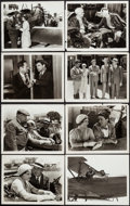 "Movie Posters:Action, The Sky Spider (Action, 1931). Photo Set of 20 (8"" X 10""). Action..... (Total: 20 Items)"