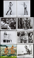 "Movie Posters:Bad Girl, The Hitchhikers & Others Lot (EVI, 1972). Pinup Photos (32)& Mini Lobby Cards (4) (8"" X 10""). Bad Girl.. ... (Total: 36Items)"