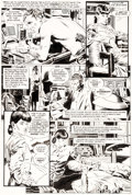 Original Comic Art:Panel Pages, Al Williamson and Dan Green Blade Runner #2 Page 4 OriginalArt (Marvel, 1982)....