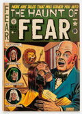 Golden Age (1938-1955):Horror, Haunt of Fear #8 (EC, 1951) Condition: VG/FN....