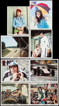 "Movie Posters:Sports, Grand Prix (MGM, 1967). Color Photos & Photos (8) & Photos (27) (Approx. 8"" X 10""). Sports.. ... (Total: 35 Items)"