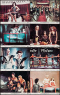 "Movie Posters:Rock and Roll, The Rocky Horror Picture Show (20th Century Fox, 1975). Mini LobbyCard Set of 8 & Photos (12) (8"" X 10""). Rock and Roll.. ...(Total: 20 Items)"