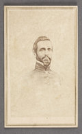 Military & Patriotic:Civil War, CDV CONFEDERATE BRIG. GEN. RICHARD B. GARNETT....