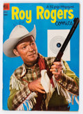 Golden Age (1938-1955):Western, Roy Rogers Comics #64 (Dell, 1953) Condition: VG/FN....
