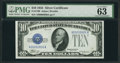 Small Size:Silver Certificates, Fr. 1700 $10 1933 Silver Certificate. PMG Choice Uncirculated 63 EPQ.. ...