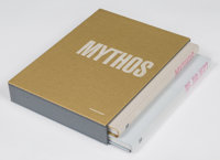 Various Artists Mythos/Re-Object, 2007 Two exhibition catalogues, in slipcase 12 x 8-7/8 x 2 inch