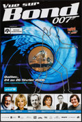 "Movie Posters:James Bond, Vue Sur Bond 007 Festival (Banque Laurentienne, 2006). FestivalPoster (20"" X 30""). James Bond.. ..."