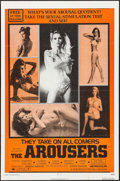 """Movie Posters:Sexploitation, The Arousers & Others Lot (New World, 1970). One Sheets (3)(27"""" X 41"""") & Photos (3) (8"""" X 10""""). Sexploitation.. ...(Total: 6 Items)"""