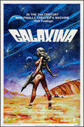 """Movie Posters:Comedy, Galaxina (Crown International, 1980). One Sheets (2) (27"""" X 41"""") Styles A & B, & Mini Lobby Card Set of 8 (8"""" x 10""""). Comedy... (Total: 10 Items)"""