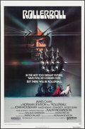 "Movie Posters:Science Fiction, Rollerball (United Artists, 1975). One Sheet (27"" X 41""). ScienceFiction.. ..."