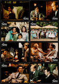 """Movie Posters:Crime, The Godfather Part II (Paramount, 1974). German Lobby Card Set of20 (8.25"""" X 11.75""""). Crime.. ... (Total: 20 Items)"""