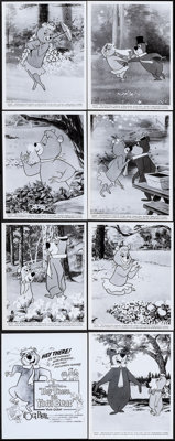 "Hey There, It's Yogi Bear (Columbia, 1964). Photos (31) (8"" X 10""). Animation. ... (Total: 31 Items)"