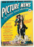 Golden Age (1938-1955):Non-Fiction, Picture News #2 (Lafayette Street Corp., 1946) Condition: FN/VF....