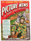 Golden Age (1938-1955):Non-Fiction, Picture News #4 (Lafayette Street Corp., 1946) Condition: VF/NM....