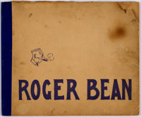 Roger Bean, R. G. #1 (Indiana News Co./ Chas B. Jackson, 1915) Condition: GD