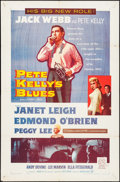 """Movie Posters:Crime, Pete Kelly's Blues (Warner Brothers, 1955). One Sheet (27"""" X 41"""").Crime.. ..."""