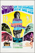 "Movie Posters:Exploitation, Mondo Mod (Timely Motion Pictures Inc., 1967). One Sheet (27"" X 41""). Exploitation.. ..."