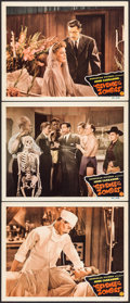 """Movie Posters:Horror, Revenge of the Zombies (Monogram, 1943). Lobby Cards (3) (11"""" X 14""""). Horror.. ... (Total: 3 Items)"""
