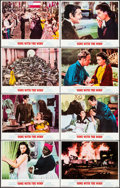 "Movie Posters:Academy Award Winners, Gone with the Wind (MGM, R-1968/R-1974). Lobby Cards (8) (11"" X 14""). Academy Award Winners.. ... (Total: 8 Items)"