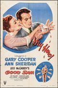 "Movie Posters:Comedy, Good Sam (RKO, 1948). One Sheet (27"" X 41""). Comedy.. ..."