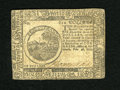 Colonial Notes:Continental Congress Issues, Continental Currency February 26, 1777 $6 Choice About New. Asingle light center fold is all that prevents this Continental...