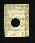 Colonial Notes:Connecticut, Connecticut July 1, 1780 5s Choice About New. A bright and wellmargined Connecticut note with strong signatures which is en...