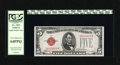 Small Size:Legal Tender Notes, Fr. 1529 $5 1928D Legal Tender Note. PCGS Very Choice New 64 PPQ.. Full embossing and vivid paper make this look like a Gem ...