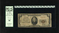 Fort Smith, AR - $20 1929 Ty. 1 The Merchants NB Ch. # 7240 The Merchants was the second largest of three note issuing...