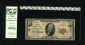"National Bank Notes:Maine, Portland, ME - $10 1929 Ty. 1 The First NB Ch. # 221. According toPCGS, this $10 has ""Premium Paper Quality"" for the gr..."
